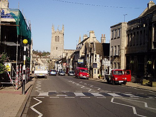 Stamford Lincolnshire Davishuntercom