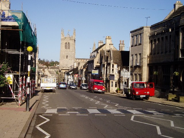 High Street St Martin's, Stamford - geograph.org.uk - 76286