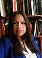 Historiadora del Arte Alba Choque Porras en el 2019.jpg