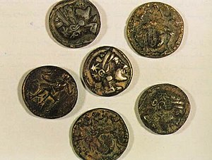 Failaka Island - Historic coins from Failaka Island