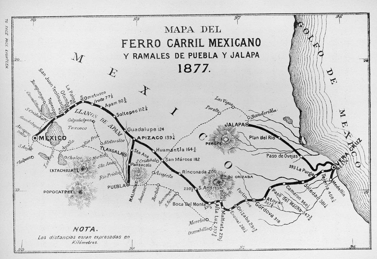 Rail transport in Mexico Wikiwand