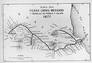 Rail transport in Mexico Wikipedia