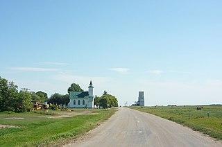 Holdfast, Saskatchewan Village in Saskatchewan, Canada