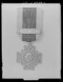 Holländsk krigsförtjänstmedalj Bali 1849 - Livrustkammaren - 70704.tif