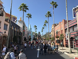 Disney's Hollywood Studios - Hollywood Boulevard