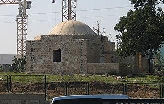Yazur - Maqam (shrine) of Shaykh al-Katanani, 2008