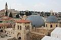 Holy Sepulchre - Dome exterior, Jerusalem1.jpg