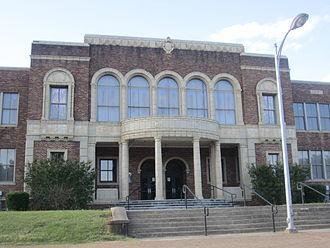 Homer, Louisiana - Homer High School
