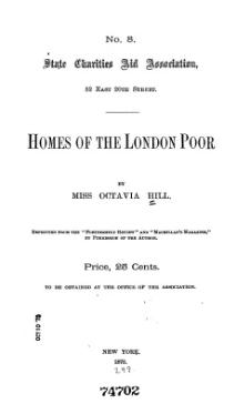 Homes of the London Poor.djvu