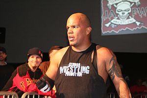 Homicide (wrestler) - Homicide in 2008