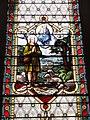 Hommert (Moselle) église, vitrail (02).jpg