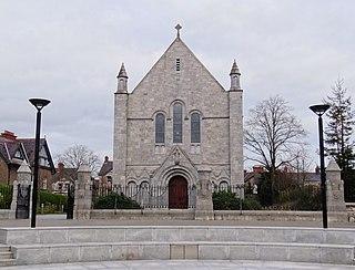 Honan Chapel Church in UCC campus, Ireland