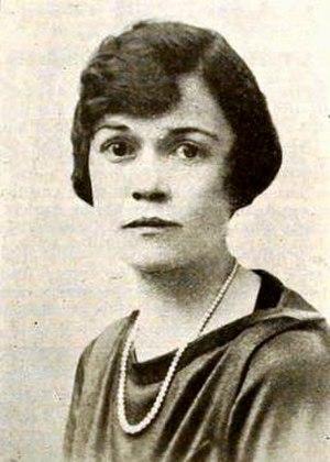 Hope Loring - Loring in 1919