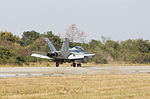 Hornets get arrested at Wing One 130212-M-LS108-101.jpg
