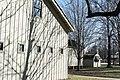 Horse barn granary chicken coop - James A Garfield National Historic Site (34913265685).jpg