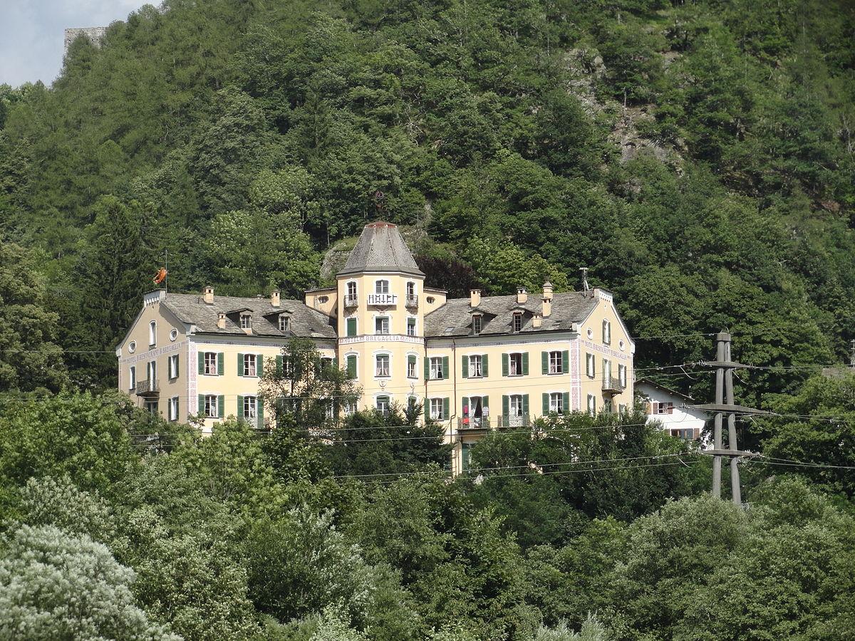 Geschichte Des Hotels Kaiserhof Bad Ems