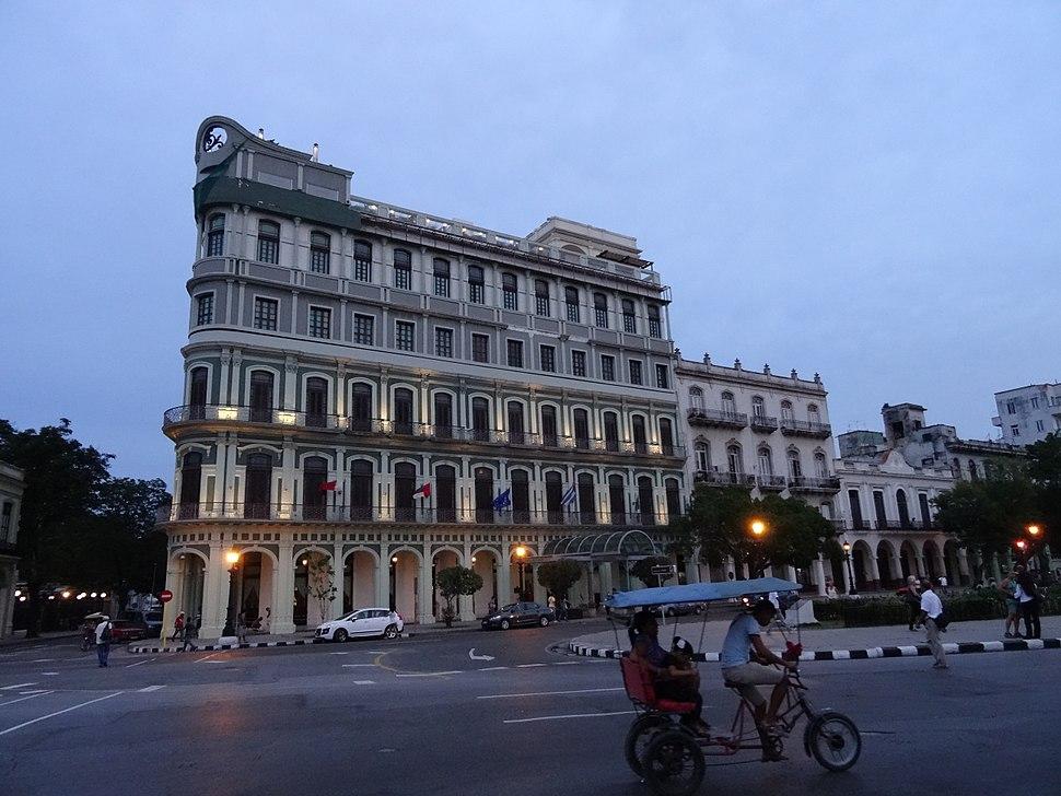 Hotel Saratoga, Havana, Cuba
