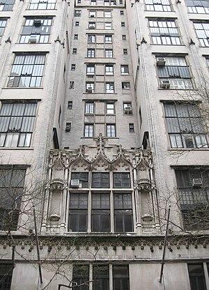 Alexander Woollcott - Hotel des Artistes
