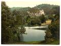 Hotel from gardens, Grange-over-Sands, England-LCCN2002696776.tif