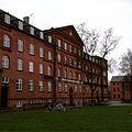 Hovedbygningen på Kasernen på Langelandsgade, december 2015.jpg
