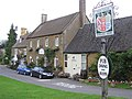 Howard Arms and sign, Ilmington - geograph.org.uk - 1468815.jpg