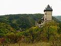 Hrad Karlštejn, pohled od severu 1.JPG