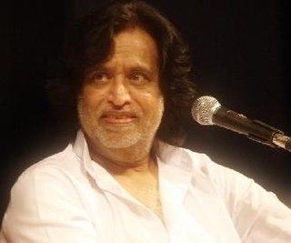 Hridaynath Mangeshkar Indian singer