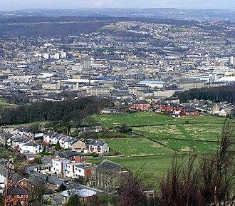 Huddersfield - Image: Huddersfield Town(RLH)