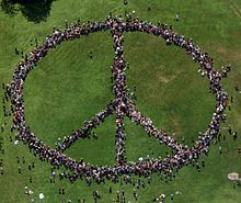 I need ideas for essay about why I chose a symbol of peace.?