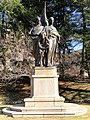 Humanity and Justice by Herbert Adams - Winchester, MA - DSC04205.JPG