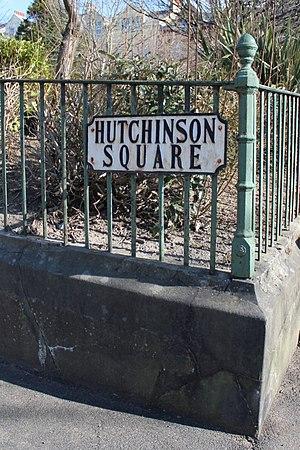 Hutchinson Internment Camp - Hutchinson Square