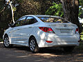 Hyundai Accent GL 1.4 2014 (15452575848).jpg