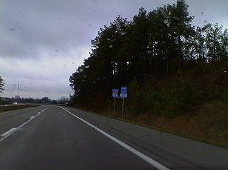 Western Kentucky Parkway - Parkway co-signed with I-69 near Dawson Springs, before section was signed only as I-69