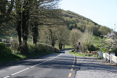 R394 near Crookedwood