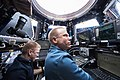 ISS-47 Tim Kopra and Tim Peake capture Cygnus OA-6.jpg