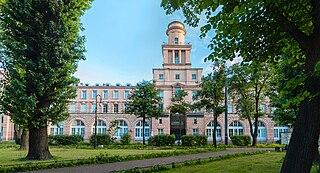 Departments of the ITMO University