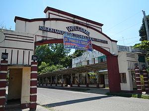 Ramon Magsaysay Technological University - Image: Iba,Zambalesjf 9503 03