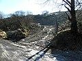 Icy Road, Mullanachose - geograph.org.uk - 1749279.jpg