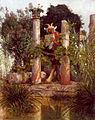 Idyll (Pan Amidst Columns) - Arnold Böcklin, 1875.jpg