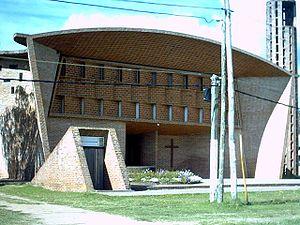 Estación Atlántida - Church of Estación Atlántida