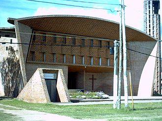 Eladio Dieste - Cristo Obrero Church in Atlántida, Uruguay