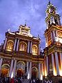 Iglesia San Francisco en ciudad de Salta.JPG