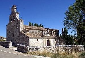 Barruelo del Valle - Image: Iglesia de Barruelo del Valle