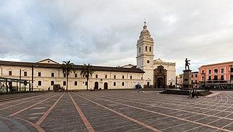 Barrios de Quito[editar]