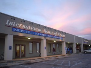 Continual prayer - The International House of Prayer in Kansas City, MO, a 24-7 prayer house