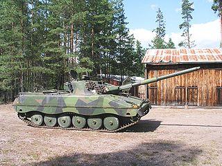 Infanterikanonvagn 91 Type of Amphibious assault gun