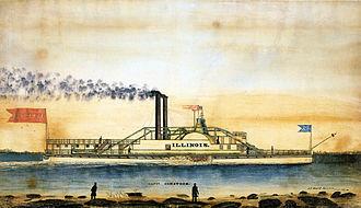 James Bard - Illinois, by James and John Bard, 1837.
