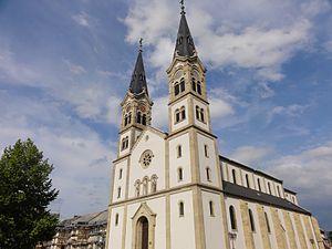 Illkirch-Graffenstaden - Church of St Symphorian