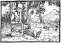 Illustration at page 131 in Grimm's Household Tales (Edwardes, Bell).png