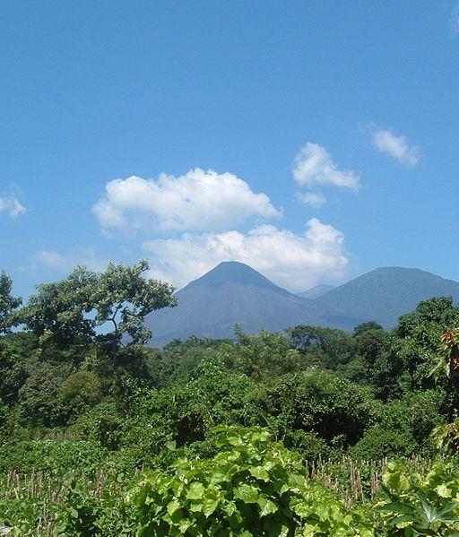 Imagen Volcán de Izalco